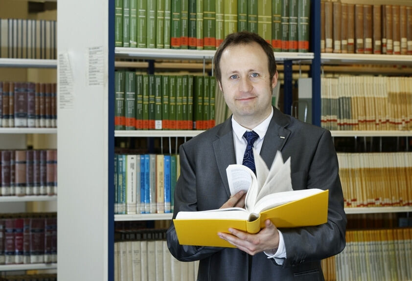 Univ.-Prof. Dr. Frederic William Patureau